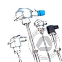 插入式热电偶带补偿电缆