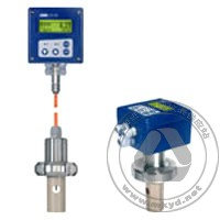 电磁式电导率变送器 JUMO CTI-750带控制输出