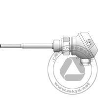 热量表用热电阻—配连接电缆,PTB认证