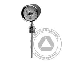 电接点的度盘式温度计-变压器型