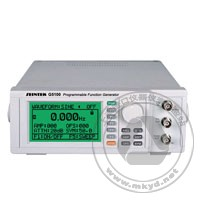 15MHz可编程式扫描/函数信号产生器
